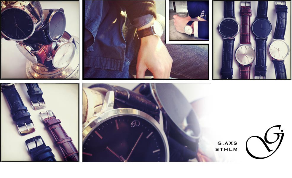 G.axs watches