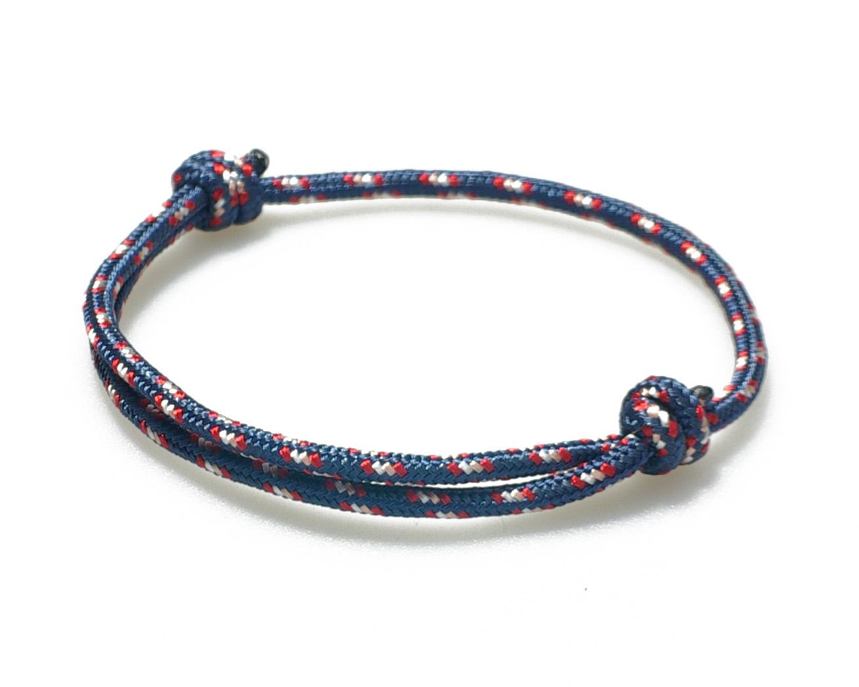 Handmade string bracelets