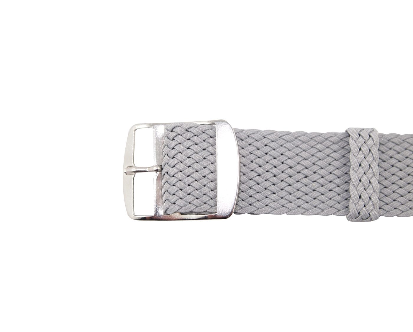Perlon Strap | Grey