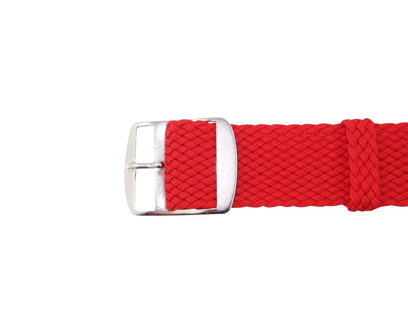 Perlon Strap | Red