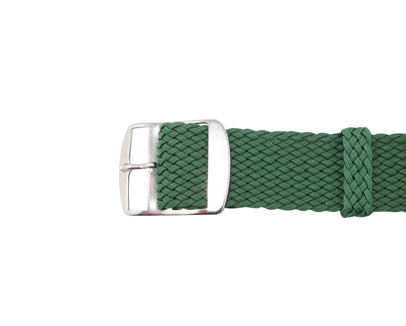 Perlon Strap   Green