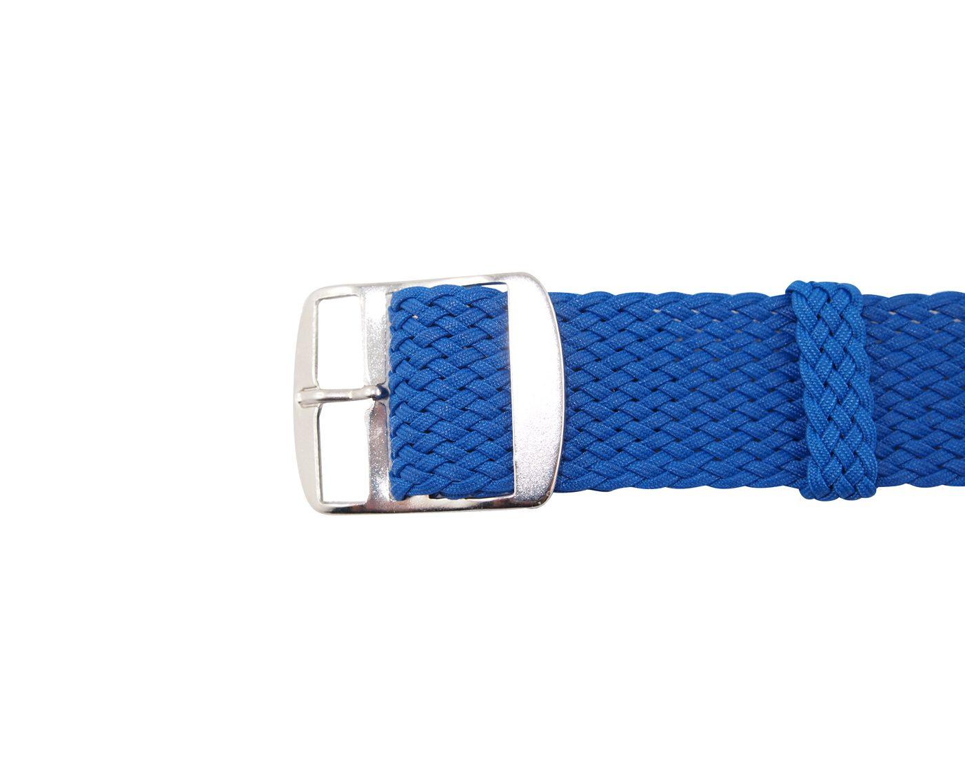 Perlon Strap   Light Blue