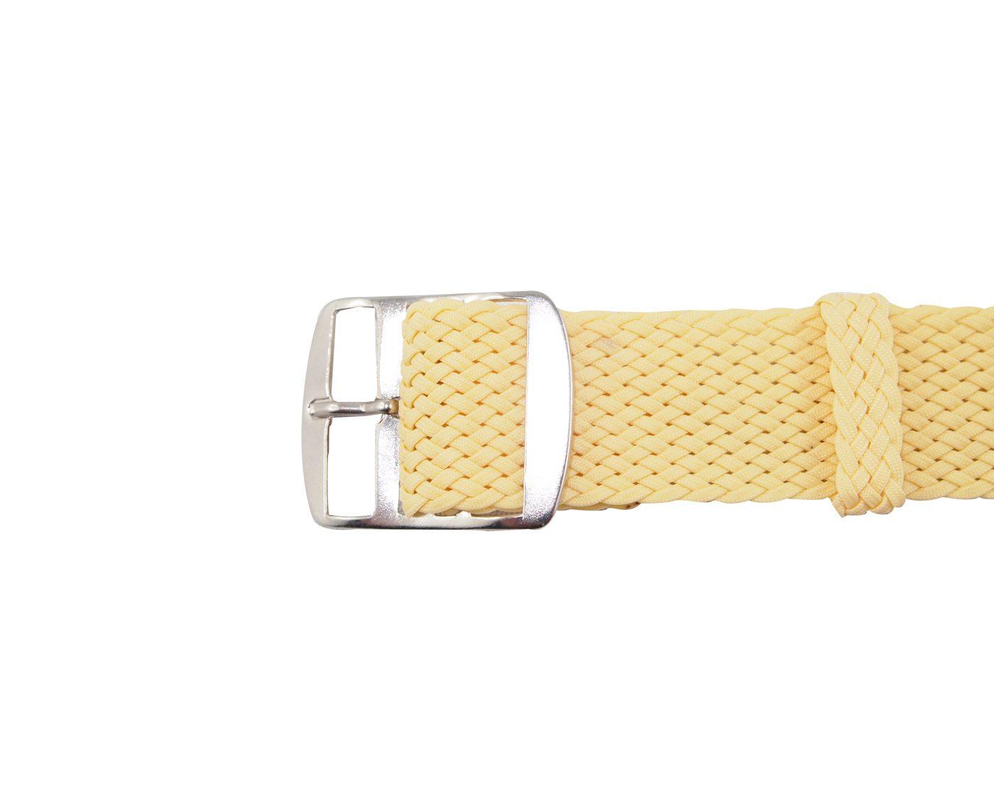Perlon Strap | Light Yellow