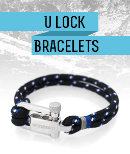 U-Lock Bracelets