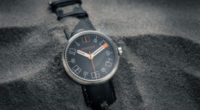 Monsieur Watches silver