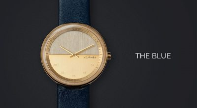 VEJRHØJ Watches - Unmistakably Nordic Timepieces the blue