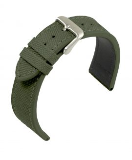 WB EULIT Canvas strap Green