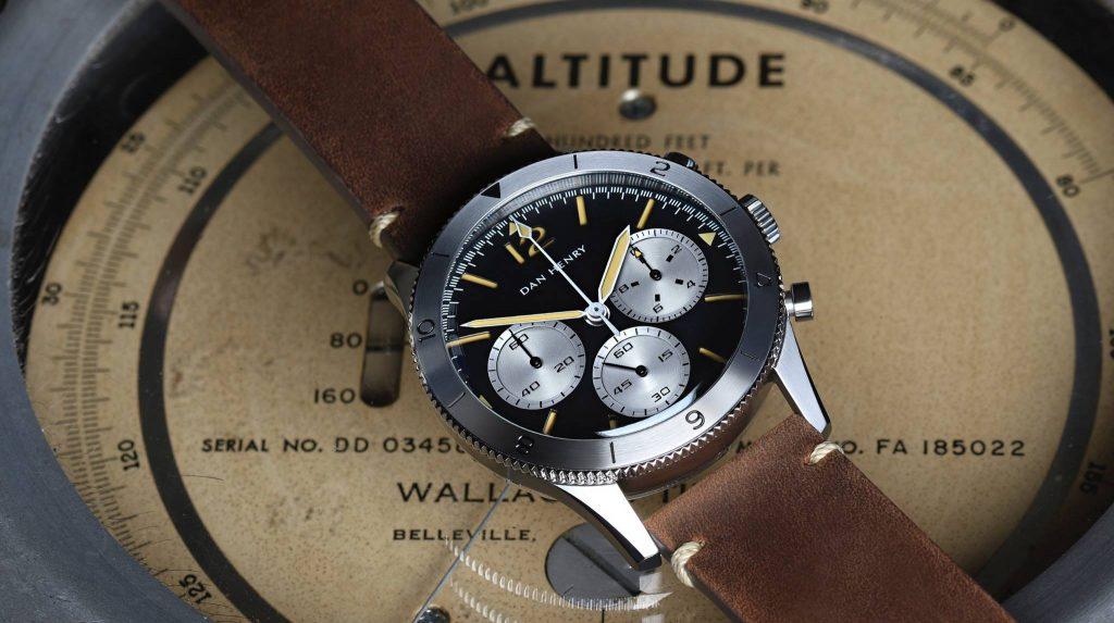 Dan Henry Inspired By Vintage Watches Watchbandit