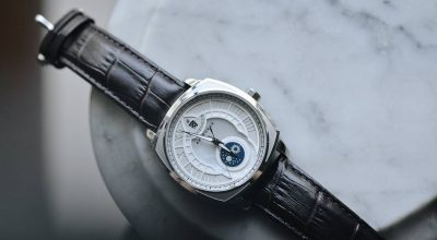 The Bold Lion City LC-1 From Arcturus Watches