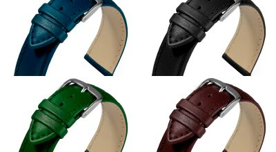 Eulit Taurus Classic Watch Straps WatchBandit