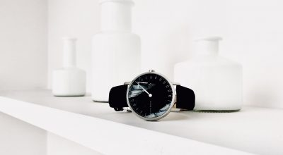 Jacopo Dondi - Elegant And Sophisticated Timepieces black