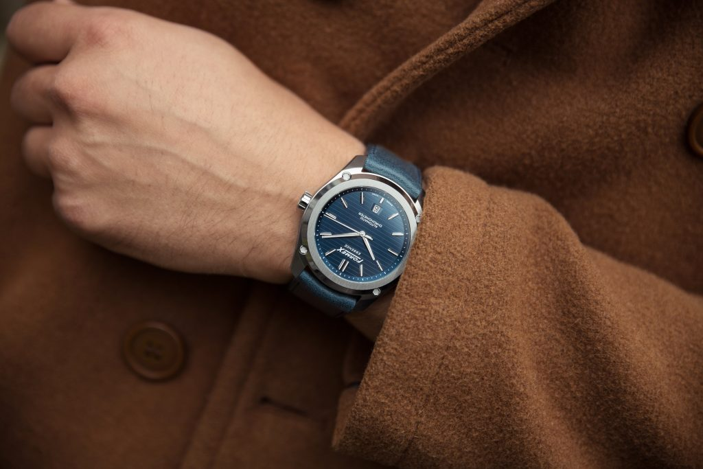 Formex Essence Automatic Chronometer blue