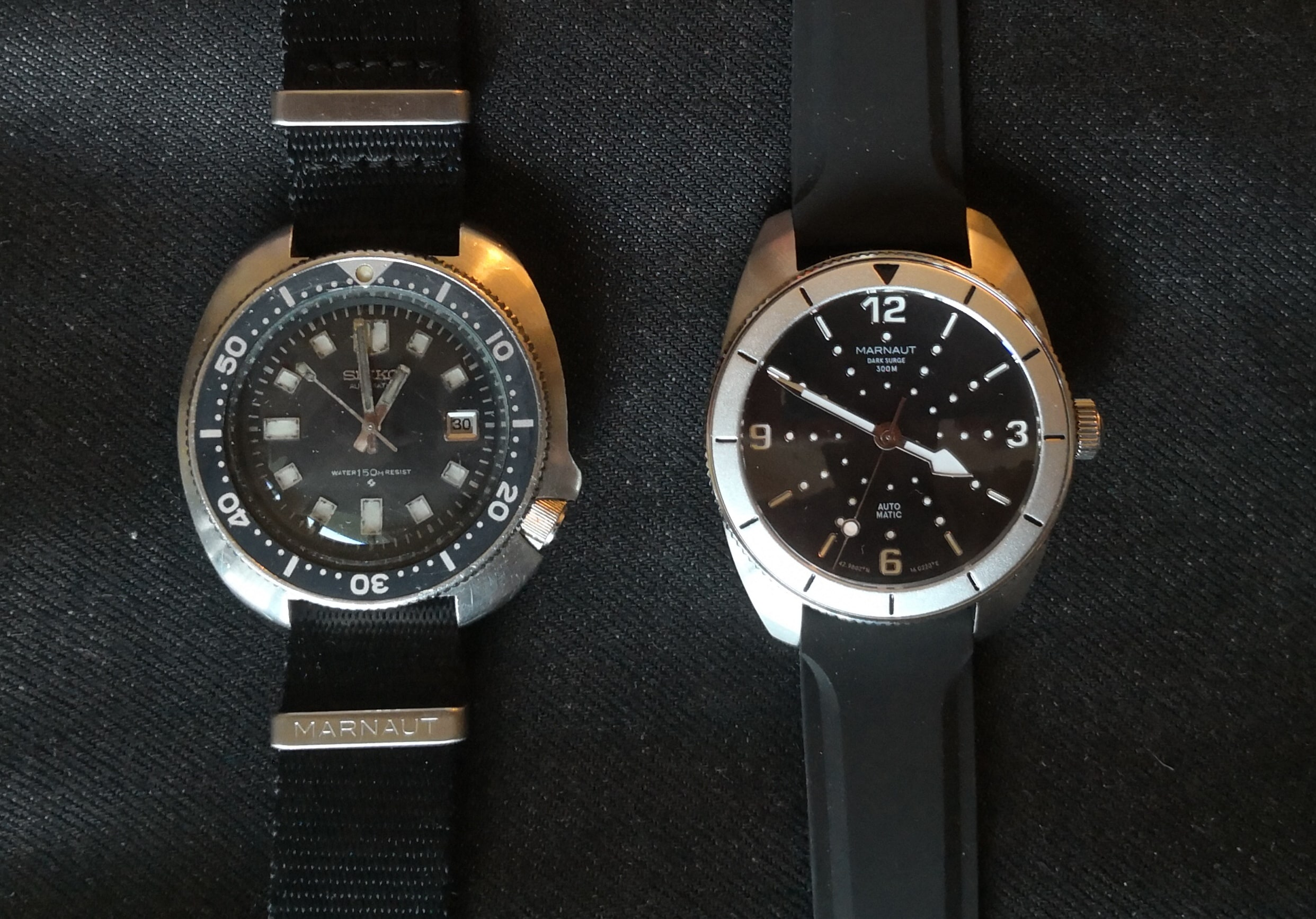 MARNAUT watches