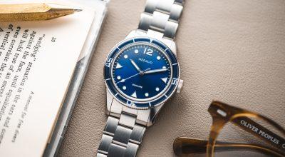 Méraud Watch Co. blue