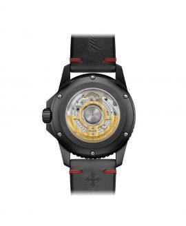 WatchBandit Meccaniche Veneziane GMT NEREIDE GMT DIASPRO PVD back