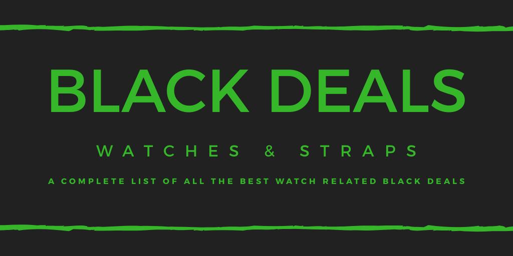 black deals 2018