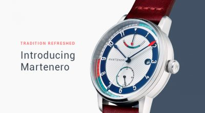 Martenero watches