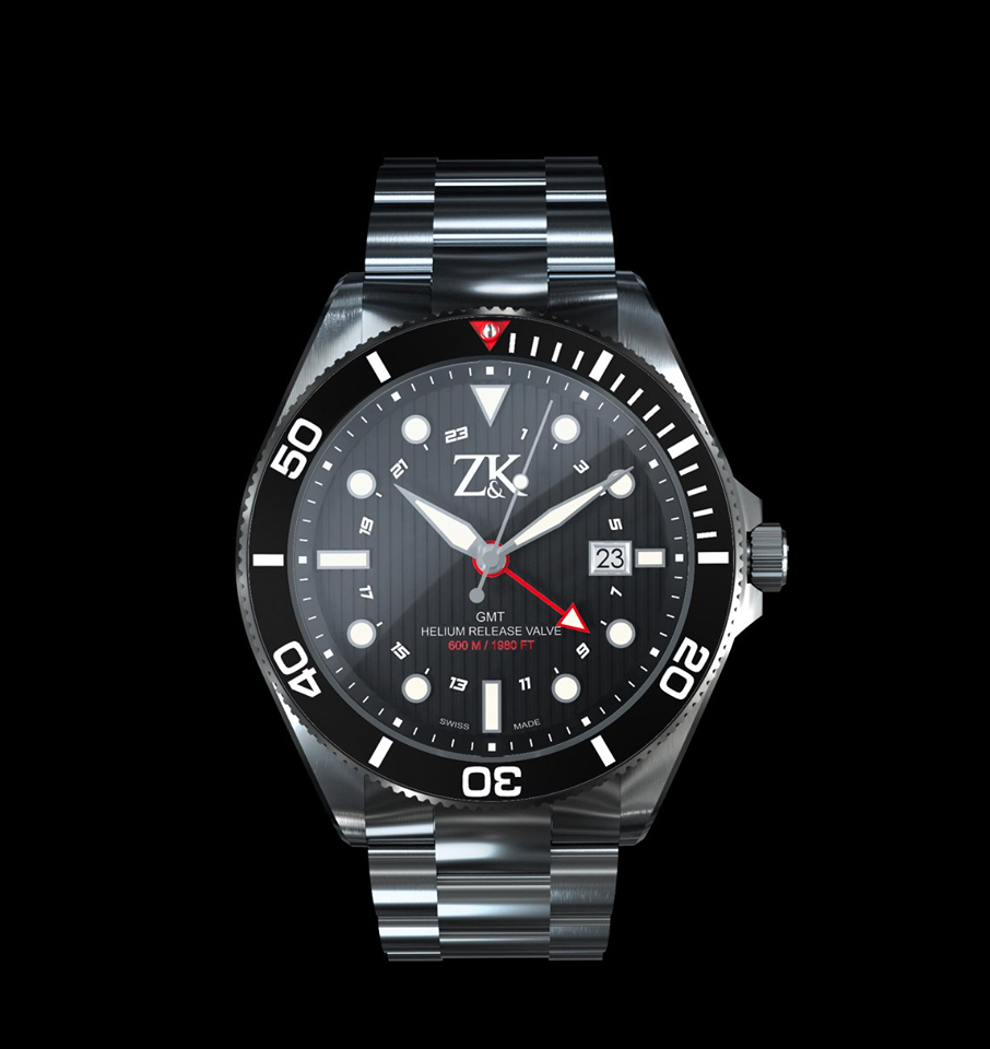 Zahnd & Kormann gmt