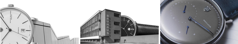 DuFa Bauhaus inspired watches