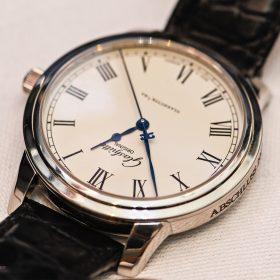 Glashuette Original Uhrmacherausbildung Abschluss Uhr