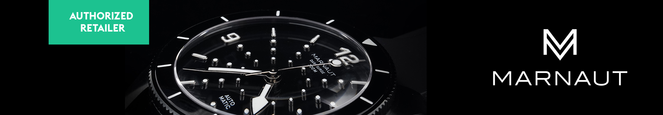 Authorized Retailer for Marnaut Watches