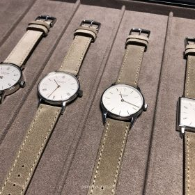 New NOMOS Duo 33 collection