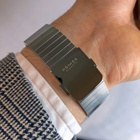 NOMOS new stainless steel bracelet clasp