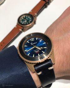 Squale 1521 bronzo blue