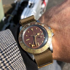 Rolex GMT Master 1675 from 1975 by Kristian Haagen