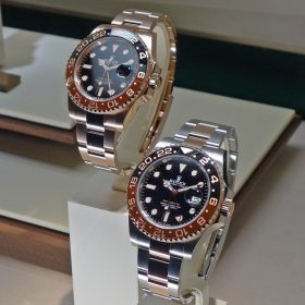 Rolex GMT Everose 126711CHNR and 126715CHNR