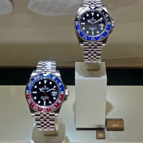 Rolex GMT Master II 126710BLRO and 126710BLNR Baselworld 2019