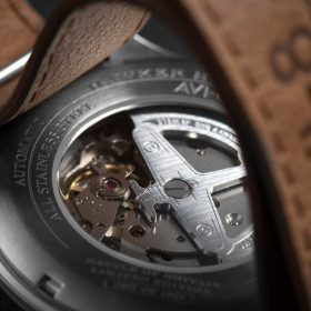 AVI-8 Caseback movement Hawker Hurricane AV-4046