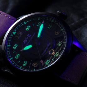 Lume shot AVI-8 Hawker Hurricane AV-4046