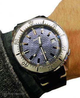 Squale Onda Aqua Wristshot