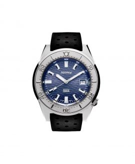 Squale_1521 Series_026 ONDA BLUE_dial