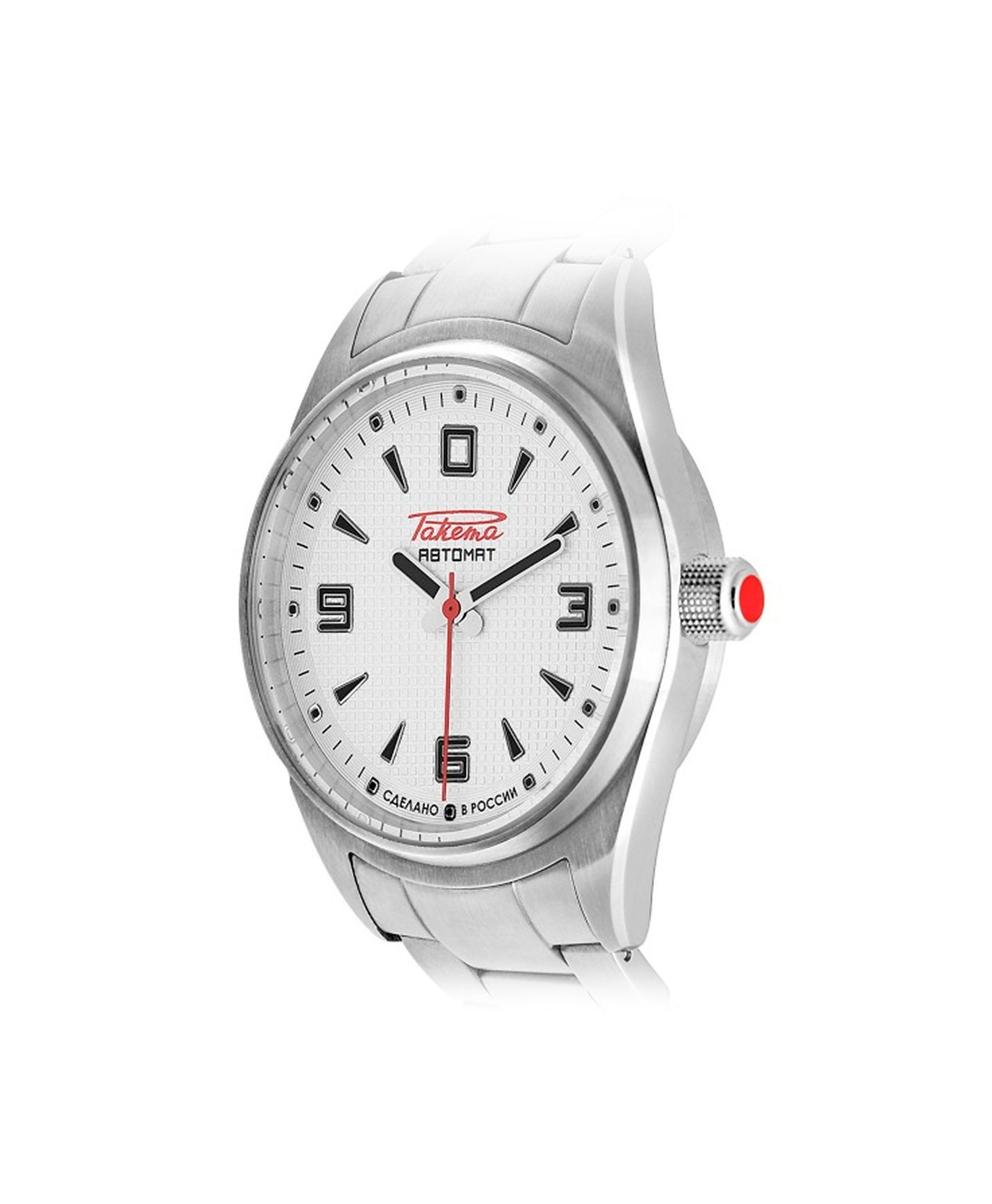 Raketa Watches 0154 side