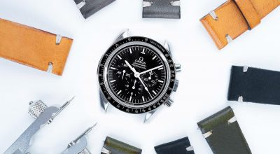 Omega Speedmaster Strap Guide by WatchBandit