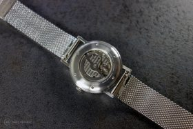 Sternglas watches Zirkel Miyota movement case back