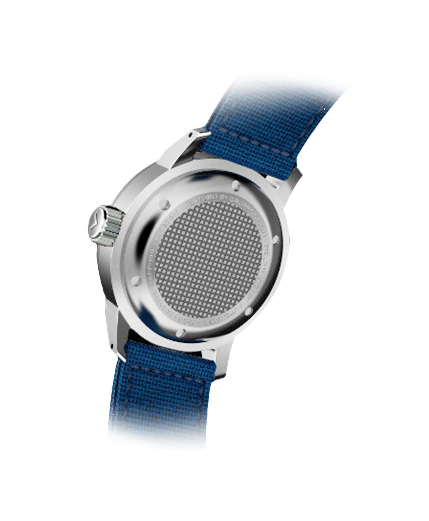 WB_Venturo - Field Watch - Blue Dial - BGW9 markers-back