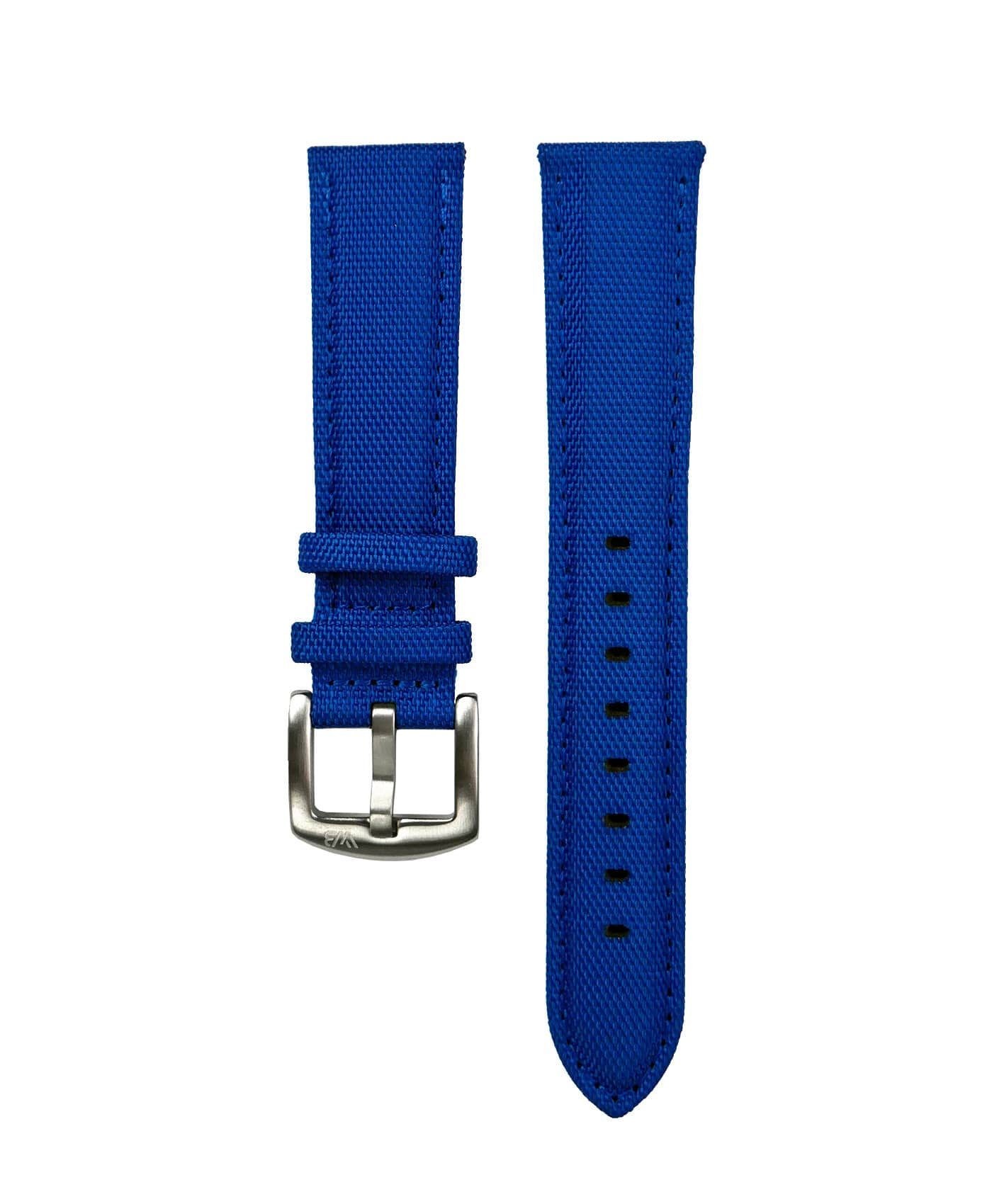 Cordura Watch Strap Blue by Watchbandit
