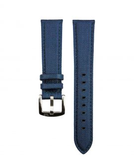 Cordura Watch Strap Navy Blue by Watchbandit