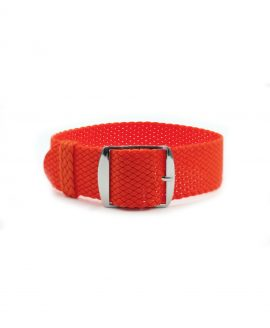Watchbandit Premium Perlon Watch strap orange