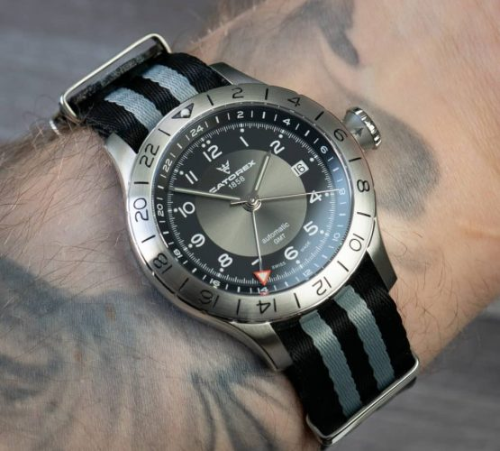 Catorex Watch on NATO Strap by Watchbandit by Chrononautix