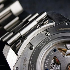 Formex Essence Chronometer Quick Release Bracelet