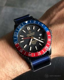 WB Original NATO Black/Blue