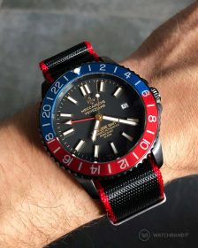 WB Original NATO Black/Red