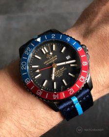 WB Original Two-Piece NATO Blue/Skyblue