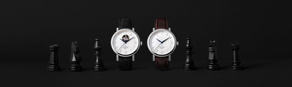 Von Doren Grandmaster mechanical watches line up
