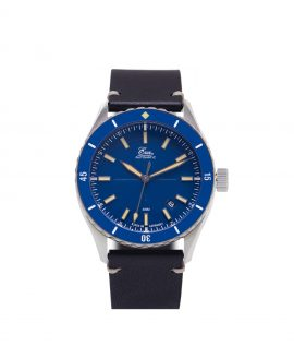 WB Eza Sealande blue – Blue –business Black -front