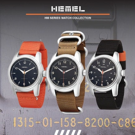 HEMEL watches HM series
